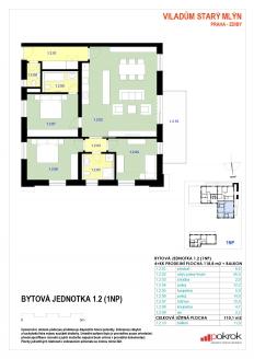 Bytová jednotka 4