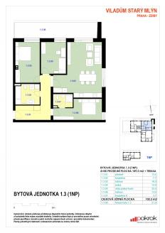 Bytová jednotka 5