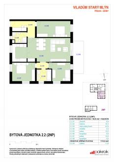 Bytová jednotka 7