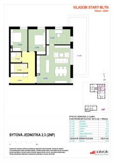 Bytová jednotka 8