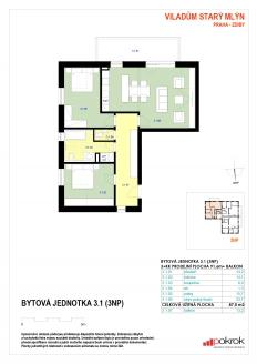 Bytová jednotka 9