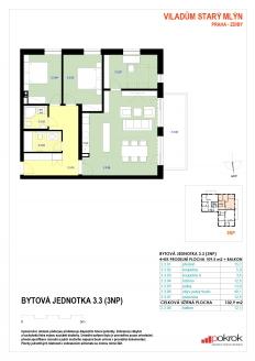 Bytová jednotka 11