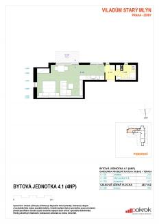Bytová jednotka 12