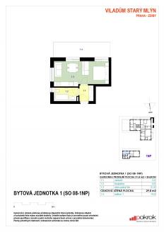 Bytová jednotka 14